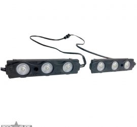 Jeep Wrangler LED Light Kit