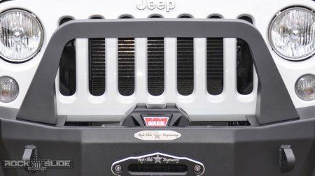Jeep Wrangler bullbar