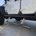 Jeep Wrangler JL rocker guards