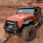 Jeep Wrangler JL stubby front bumper