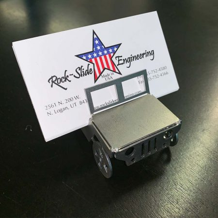 Jeep business card holder