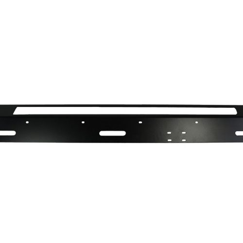 Jeep Wrangler JK step slider skid plate