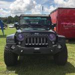 Jeep Wrangler JK full front bumper bull bar