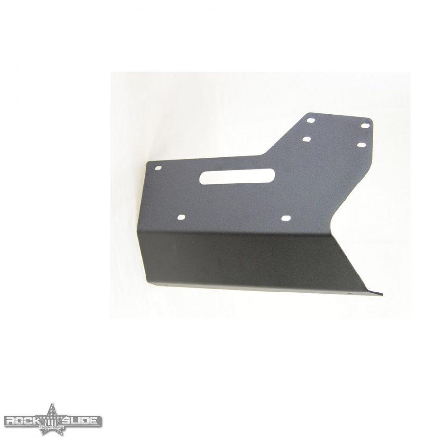 Jeep Gladiator JT step slider skid plate