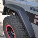 Jeep Wrangler JL full length rear fender flare