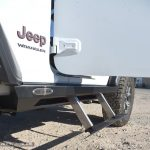 Jeep Wrangler JL step slider